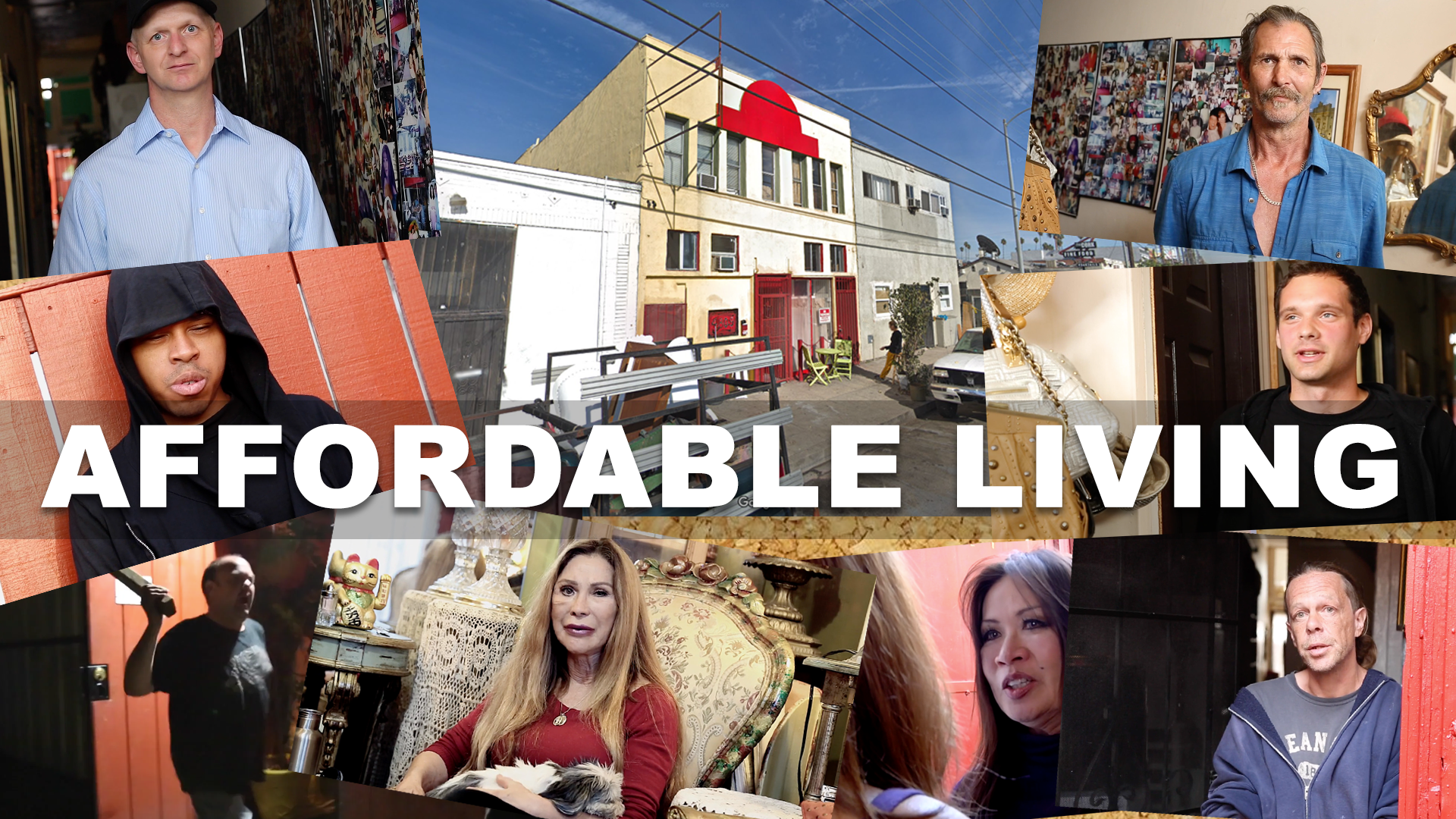"""AFFORDABLE LIVING"" Episode 1:Chateau Michelle"